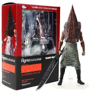 Action Figure Pyramid Head - Silent Hill 2