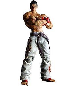 Action Figure Kazuya Mishima 25cm - Tekken