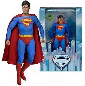 Action Figure Superman 1978 Christopher Reeve - Neca