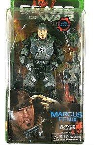 Action Figure Marcus Fenix Gears Of War - Neca