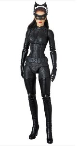 Action Figure Mulher Gato Catwoman MAFEX - Dc Comics