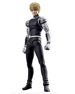 Action Figure Genos O Ciborgue Demônio - One Punch Man