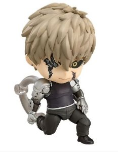 Mini Figure Genos One Punch Man 10Cm - Animes Geek