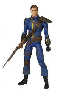 Action Figure Fallout Lone Wanderer Legacy - Games Geek