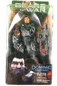Action Figure Dominic Santiago Gears Of War - Neca