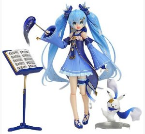 Action Figure Hatsune Miku 15cm - Vocaloid
