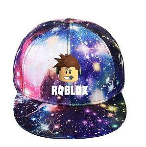 Boné Chapéu Ajustável Starry Sky - Roblox