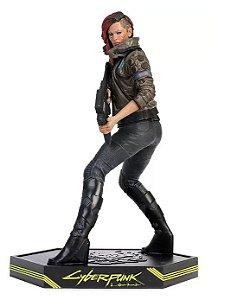 Action Figure Estátua Female V Cyberpunk 2077 - Dark Horse