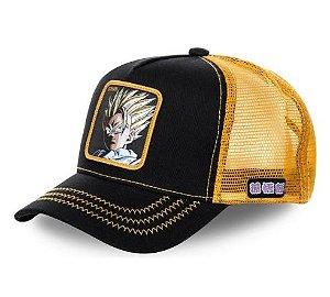 Boné Chapéu Ajustável Son Gohan SSJ - Dragon Ball Z