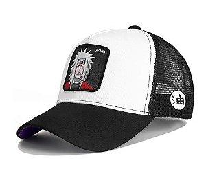 Boné Chapéu Ajustável Jiraiya - Naruto