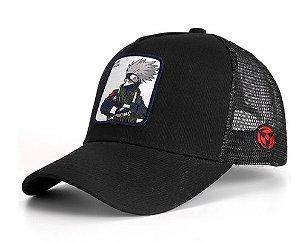 Boné Chapéu Ajustável Hatake Kakashi - Naruto