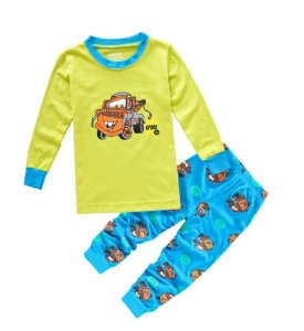 Pijama Tow Mater Infantil - Disney