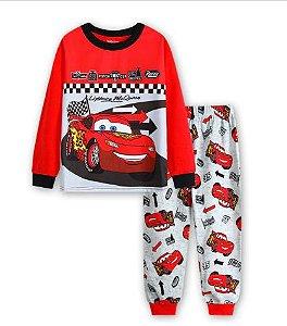 Pijama Relâmpago McQueen Infantil