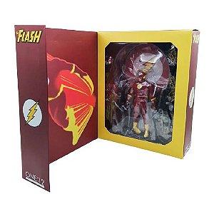 Action Figure Flash Totalmente Articulado - Mezco