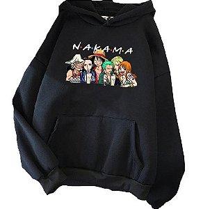 Moletom Geek NAKAMA - One Piece