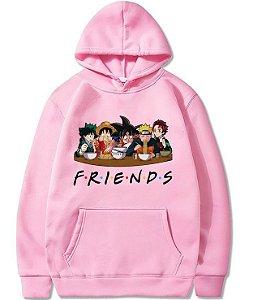 Moletom Geek Happy Hour Friends - Animes Geek