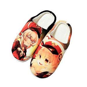 Pantufa Geek Klee - Genshin Impact