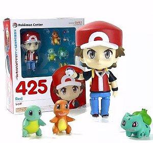 Action Figure Nendo Red - Pokémon Origins