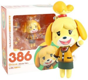 Action Figure Nendo Isabelle Shizue - Animal Crossing