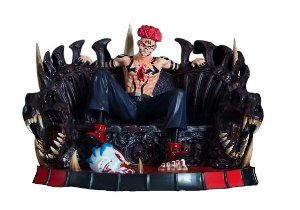 Estátua Sukuna On Throne Figure Jujutsu Kaisen - Animes Geek