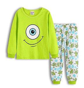 Pijama Mike Wazowski Infantil
