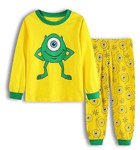Pijama Mike Wazowski Ver.2 Infantil