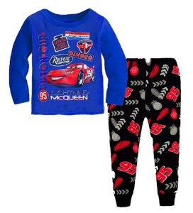 Pijama Relâmpago McQueen Patronato Infantil