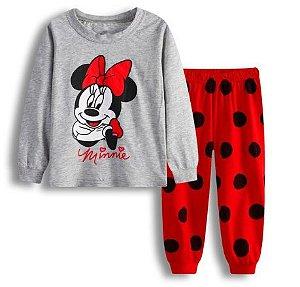Pijama Minnie Ver. 2 Infantil