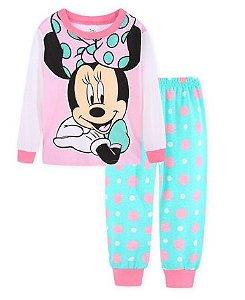 Pijama Minnie Ver. 3 Infantil