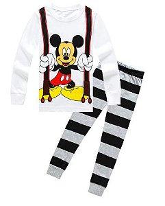 Pijama Mickey Ver. 4 Infantil