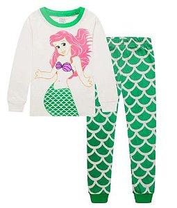 Pijama Ariel Infantil