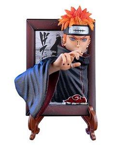 Quadro 3D alta qualidade Pain Akatsuki - Naruto Shippuden