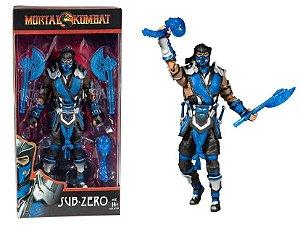 Action Figure SubZero Mortal Kombat - McFarlane