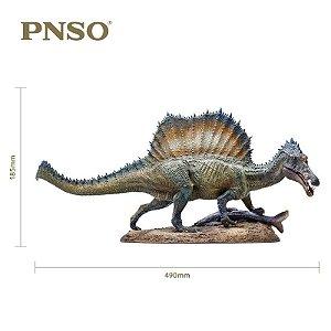 Espinossauro Diorama Completo Escala 1/35 49 Cm - Dinossauros PNSO