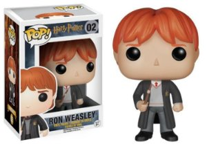 Funko Harry Potter Rony Weasley 02 - Funko Pop