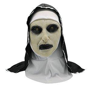 Máscara com véu Valak A Freira Invocação do Mal - Fantasias