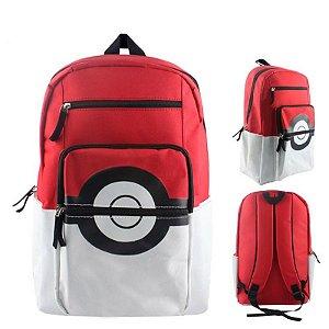 Mochila  Escolar Pokebola Pokémon
