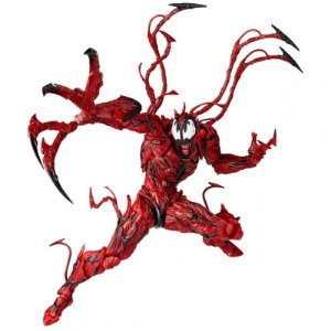 Carnage Action Figure Articulado Spider Man