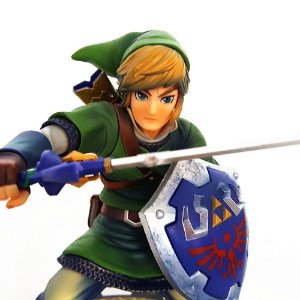 Link Action Figure Skyward Sword The Legend Of Zelda