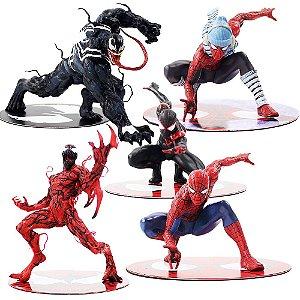 Coleção Homem Aranha 5 Figures ARTFX 1/10 Marvel