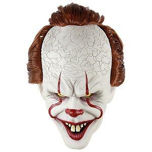Máscara Látex Pennywise Palhaço It A Coisa 2 - Fantasias