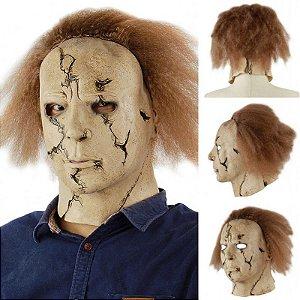 Máscara Látex Palhaço Monstro Halloween - Fantasias