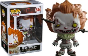 Funko It A Coisa 544 Pennywise With Rod - Funko Pop