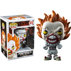 Funko It A Coisa 473 Pennywise With Teeth - Funko Pop