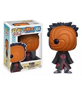 Funko Naruto Shippuden 184 Tobi - Funko Pop