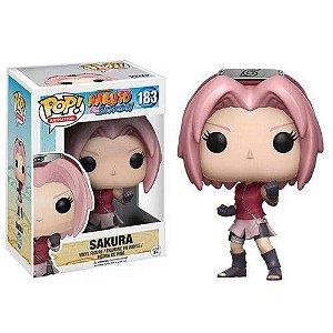 Funko Naruto Shippuden 183 Sakura - Funko Pop