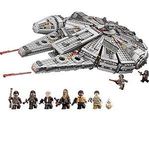 Star Wars Millennium Falcon Corrida de Kessel 1381 peças - Blocos de montar