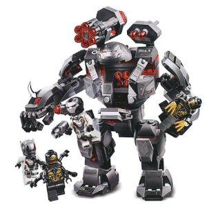 Super Heroes War Machine Buster - Marvel