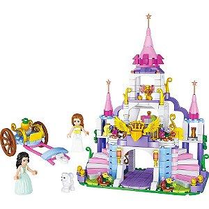 Princesas 500 peças - Blocos de montar