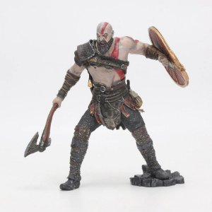 Kratos God Of War Ps4 Action Figure 18 Cm - Sony